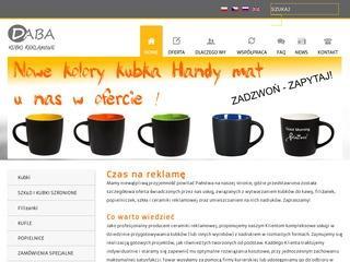 Kubki z nadrukiem w Poznaniu