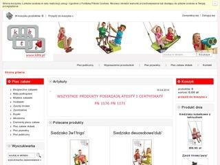 Akcesoria na plac zabaw – mnóstwo frajdy dla wszystkich dzieci
