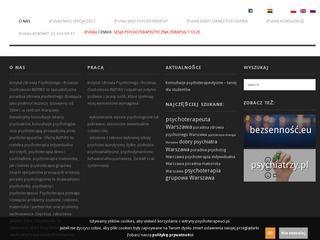 Poradnia psychologiczna czynna w weekendy – Warszawa